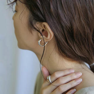 SENSE OF PLACE by URBAN RESEARCH - 【ER-6A】C earrings