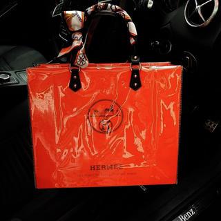 エルメス(Hermes)の🌹🐴高級ショッパー風バッグ🐴🌹(ショップ袋)