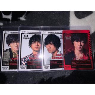 ザランページ(THE RAMPAGE)の川村壱馬 BOT カード(ミュージシャン)