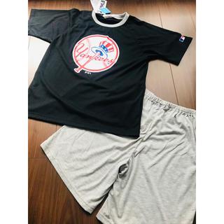 即完売激レア ニューヨークヤンキース ユニフォーム 半袖 シャツ パンツ