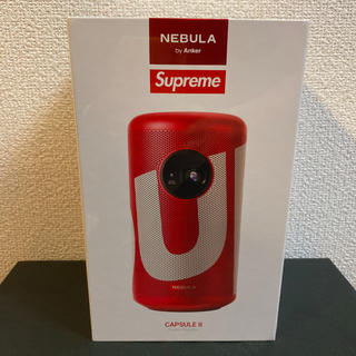 シュプリーム(Supreme)のSupreme / ANKER NEBULA CAPSULE  2プロジェクター(プロジェクター)