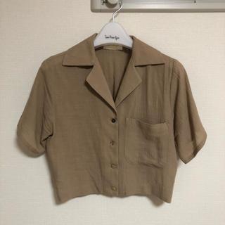 シールームリン(SeaRoomlynn)のシールームリン ショート シャツ(カットソー(半袖/袖なし))