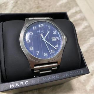 マークバイマークジェイコブス(MARC BY MARC JACOBS)のMARC BY MARC JACOBS - 腕時計(腕時計(アナログ))