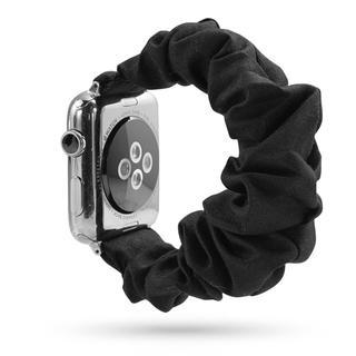 Apple Watch - Apple Watch  バンド ベルト 腕時計 シュシュ アップルウォッチ