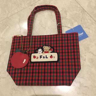 familiar - 新品 ファミリア   ミニトートバッグ