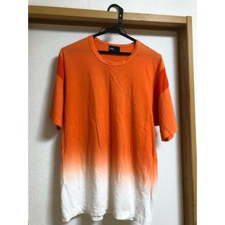 カラー(kolor)のkolor グラデーション半袖Tシャツ(Tシャツ/カットソー(半袖/袖なし))