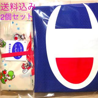 【匿名配送★新品】ノベルティ★人気エコバッグ2個セット(キャラクターグッズ)
