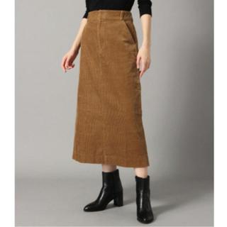 LOWRYS FARM - LOWRYS FARM コーデュロイタイトスカート