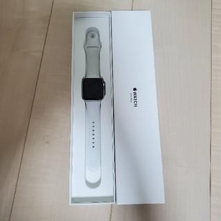 Apple Watch - 【美品】Apple Watch3 42mm