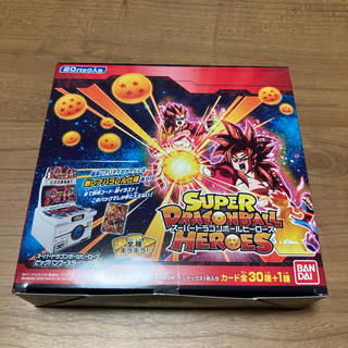 バンダイ(BANDAI)のスーパードラゴンボールヒーローズ ビッグバンブースターパック2 BOX  (Box/デッキ/パック)