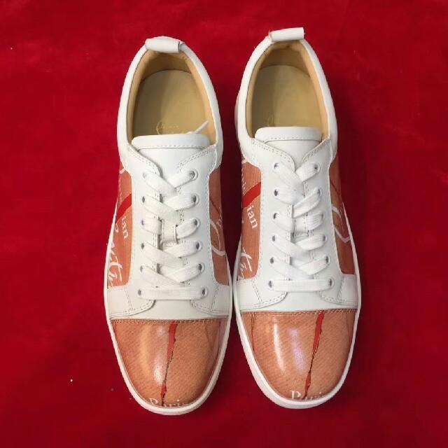 Christian Louboutin(クリスチャンルブタン)のChristian Louboutinクリスチャンルブタン スニーカー メンズの靴/シューズ(スニーカー)の商品写真