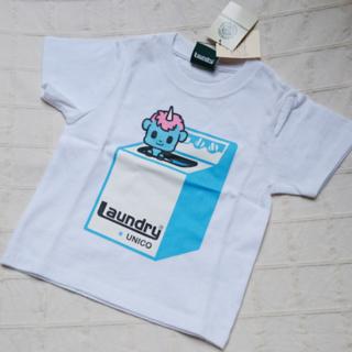 ランドリー(LAUNDRY)の【新品・未使用】100 Laundry ユニコ×コラボTシャツ(Tシャツ/カットソー)
