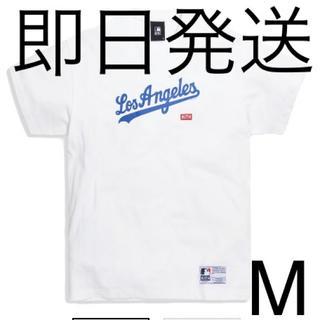 KEITH - KITH×MLB Los Angeles Dodgers Tee M