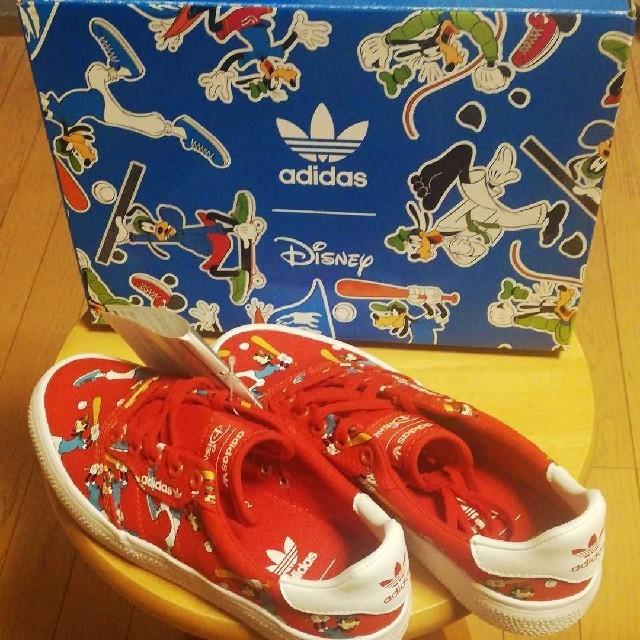 adidas(アディダス)の最終値下げ!アディダス ディズニー 23.5㎝ スニーカー レディースの靴/シューズ(スニーカー)の商品写真