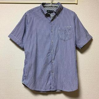 ビームス(BEAMS)の【9/30まで】BEAMS HEART ビームス ストライプシャツ メンズシャツ(シャツ)