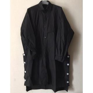 ZARA - 【男女兼用】ロングシャツ ★ コムデギャルソン y's ZARA お好きな方へ