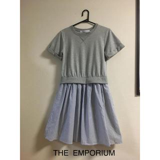 ジエンポリアム(THE EMPORIUM)のワンピース(ひざ丈ワンピース)