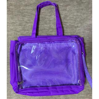 ウィゴー(WEGO)のWEGO 痛バッグ デコストラップ付きデコルームトートバッグ(その他)