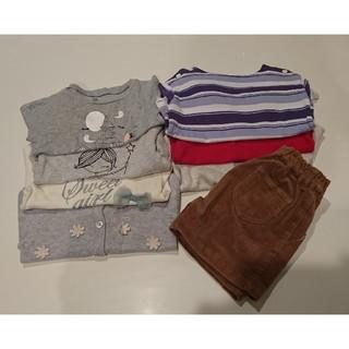 グローバルワーク(GLOBAL WORK)の子供服 女の子 90 100 ブランド ショートパンツ パンツ (パンツ/スパッツ)