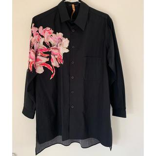 Yohji Yamamoto - ヨウジヤマモト×朝倉優佳ブラウスシャツ