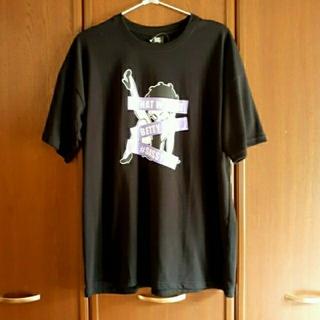 サンリオ(サンリオ)のtシャツ新品 ベティちゃん Tシャツ プリント ブラック Lサイズ(Tシャツ(半袖/袖なし))