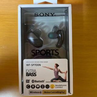 SONY - SONY WF-SP700N ブラック