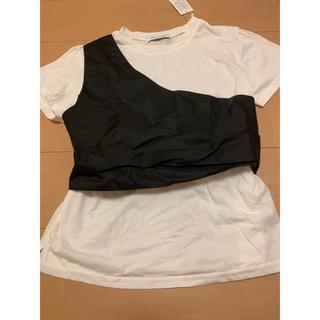 アズールバイマウジー(AZUL by moussy)のTシャツ(Tシャツ(半袖/袖なし))
