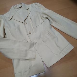 ラルフローレン(Ralph Lauren)のラルフローレン クリーム色 テーラードジャケット(テーラードジャケット)