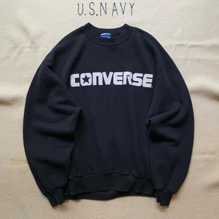 コンバース(CONVERSE)の90s CONVERSE スウェット ヴィンテージ USA製(スウェット)