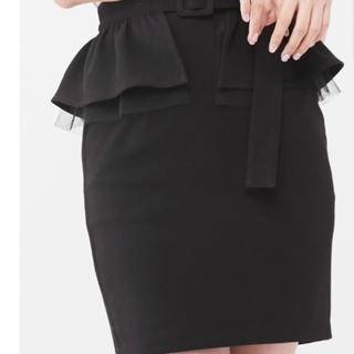イートミー(EATME)のイートミー 2WAYペプラムスカート(ミニスカート)