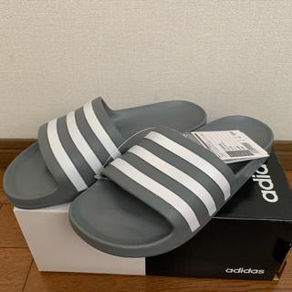 adidas - 【adidas】未使用・タグ付き ADILETTE AQUA