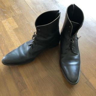 ラッドミュージシャン(LAD MUSICIAN)のラッドミュージシャン ブーツ 黒 サイズ46  奈良着(ブーツ)