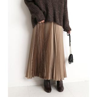 IENA SLOBE - スローブイエナ プリーツスカート