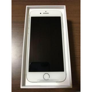 iPhone - 新品 iPhone8  sim 解除 64GB   シルバー