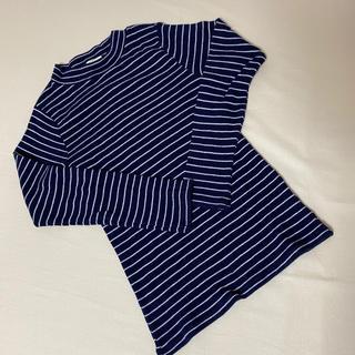 イッカ(ikka)のトップス(Tシャツ(長袖/七分))