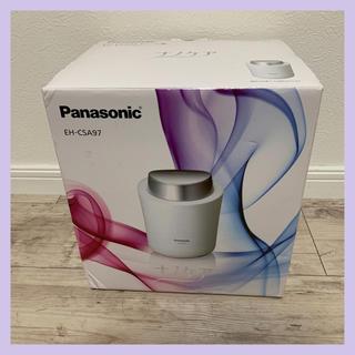 Panasonic - 【Panasonic】パナソニック スチーマー ナノケア EH-CSA97 限定