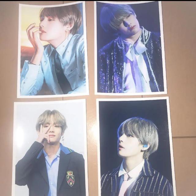 防弾少年団(BTS)(ボウダンショウネンダン)のテテ スローガン エンタメ/ホビーのCD(K-POP/アジア)の商品写真