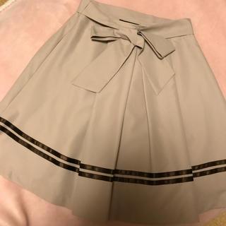 サリア(salire)のsalireスカート(ひざ丈スカート)