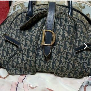 Christian Dior - ディオール ダブル サドルバッグ