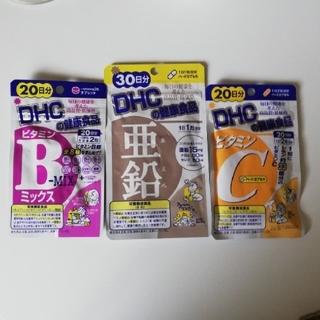 DHC - DHC 亜鉛★ビタミンB★C