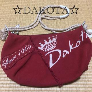 Dakota - DAKOTA ショルダーバッグ 即購入可☆
