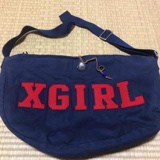 エックスガール(X-girl)のX-GIRL ショルダーバッグ 即購入可☆(ショルダーバッグ)