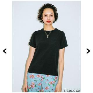 エックスガール(X-girl)のパフスリーブ Tシャツ エックスガール(Tシャツ(半袖/袖なし))