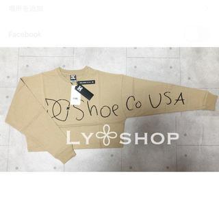 ジェイダ(GYDA)の新品 DC×GYDA GARDNER SKETCH ショートロンT ベージュ(Tシャツ(長袖/七分))
