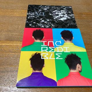 ジェイワイジェイ(JYJ)のXIA JUNSU ソロ1,2集CDセット(K-POP/アジア)