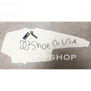 ジェイダ(GYDA)の新品 DC×GYDA GARDNER SKETCH ショートロンT ホワイト(Tシャツ(長袖/七分))