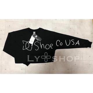 ジェイダ(GYDA)の新品 DC×GYDA GARDNER SKETCH ショートロンT ブラック(Tシャツ(長袖/七分))