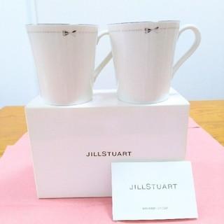JILLSTUART - JILLSTUART ペア マグカップ ☆未使用