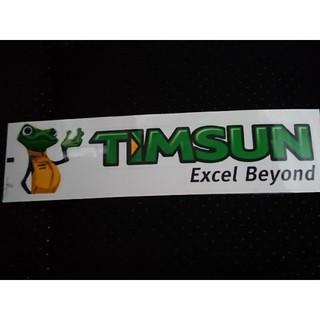TIMSUN ステッカー(シール)
