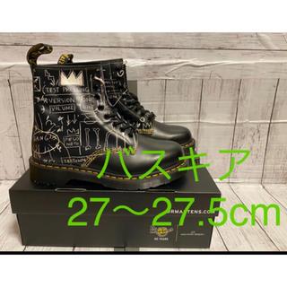 ドクターマーチン(Dr.Martens)の新品 ドクターマーチン 8ホール ブーツ バスキアコラボ 27cm UK8(ブーツ)